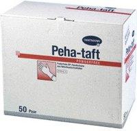 Hartmann Peha Taft Plus Op-Handschuhe puderfrei Gr. 8,5 (50x2 Stk.)