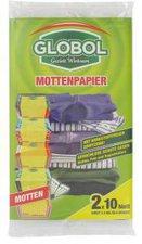 Globol Mottenpapier