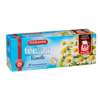 Teekanne Teeflott Kamillentee 25 Stück