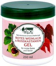 AXISIS Rotes Weinlaub Balsam (250 ml) (PZN: 01795208)