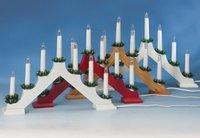Brema Schwibbogen 7 Kerzen