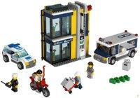 LEGO City Bank und Geldtransport 3661
