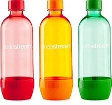 SodaStream PET-Flasche 2 + 1, 3 x 1 Liter