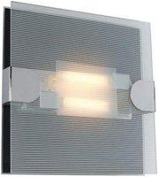 Deko-Light Loncha II Glas klar/ schwarz (341328)