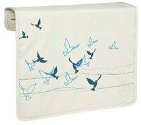 Lässig Wechselklappe für Messenger Bag Birds