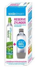 SodaStream Reserve-Zylinder 60L +PET Flasche