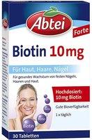 Abtei Biotin 10 mg Tabletten (30 Stk.)