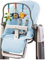 Peg Perego Ersatzbezug Kit für Tatamia + Prima Pappa Newborn Azzurri