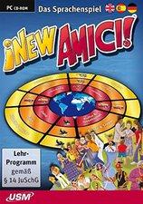 United Soft Media iNew Amici! Das Sprachenspiel (Win) (DE)