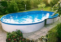 my pool Standard Achtformpool 625x360x120 cm