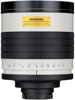 Samyang 800mm MC IF Mirror f/8