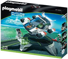 Playmobil Future Planet E-Rangers Turbojet mit Startstation 5150
