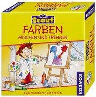 Kosmos Scout - Farben mischen und trennen (601003)
