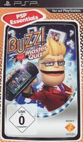 3 in 1: Buzz! Master Quiz - Toy Story 3 - Secret Agent Clank (PSP)