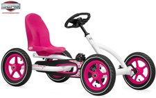 Berg Toys Go-Kart Buddy Weiß-Rosa