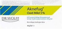 Dr. August Wolff Aknefug Oxid Mild 5% Gel (50 g)