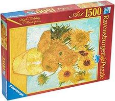 Ravensburger Van Gogh - Vase mit Sonnenblumen