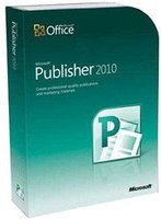 Microsoft Publisher 2010 (DE)