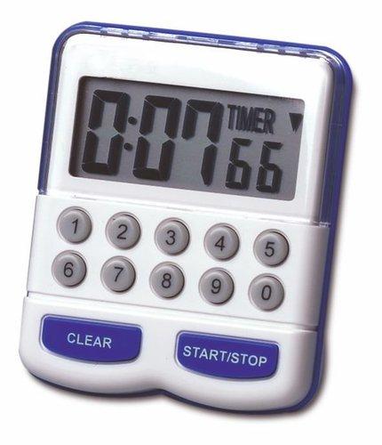 TFA Dostmann Elektronischer Timer mit Stoppuhr (38.2010)