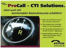 ESTOS Das Telefonbuch - Frühjahr 2010 (10 User) (Win) (DE)