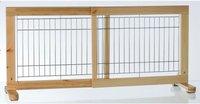Trixie Hundeabsperrgitter (63-108 × 50 x 31 cm)