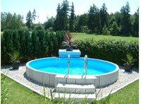 Future Pool Rundpool Fun 600x150cm