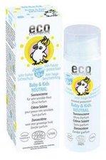 Eco Cosmetics Baby Sonnencreme LSF 50