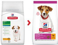 Hills Canine Puppy Healthy Development Mini (7,5 kg)