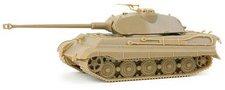 """Herpa Panzerkampfwagen VI  """"Königstiger """" Sd. Kfz. 182 mit Porsche Turm (743457)"""