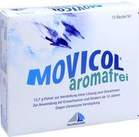 Norgine Movicol aromafrei Pulver (10 Stk.) (PZN: 05371250)