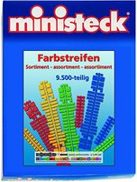 Ministeck Farbstreifen-Sortiment (31661)