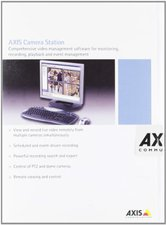 Axis Camera Station (4 User) (Win) (EN)