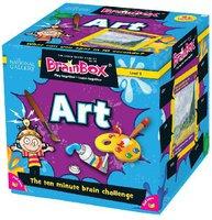 Green Board Games BrainBox Art (englisch)