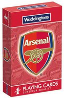 Winning Moves Arsenal Playing Cards