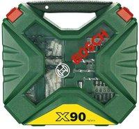 Bosch X-Line Classic Bohrer- und Schrauber-Set (90-tlg.) (2607010613)