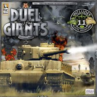 Z-Man Games Duel of the Giants