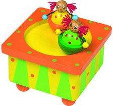 Small Foot Design Spieluhr Clown