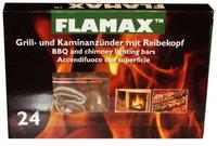 Flamax Ökologische Anzünder mit Reibekopf 24