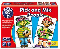 Orchard Toys Pick and Mix People (englisch)