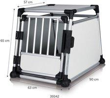 Trixie Transportkäfig Aluminium (63 × 65 × 90 cm)