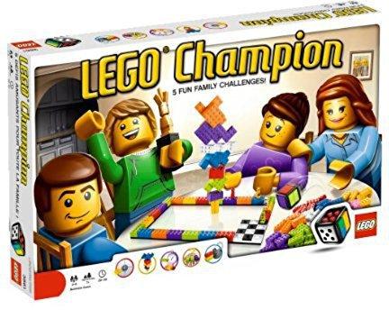 Lego Spiele Champion 3861 Ab 4007 Im Preisvergleich Kaufen