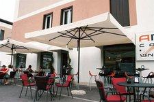 Scolaro Napoli Standard 350 cm Mittelmastschirm