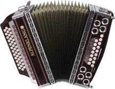 Alpenklang Pro Deluxe Harmonika