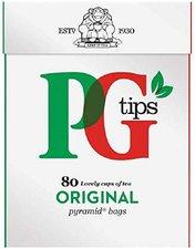 PG tips Pyramid Beutel (80 Stk.)