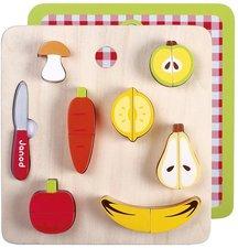 Janod Tablett mit Früchten und Gemüse