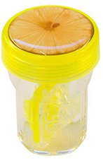 Lensspirit Hoher Linsenbehälter Zitrone