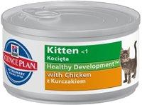 Hills Science Plan Kitten Huhn (85 g)