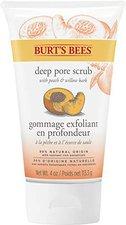 Burt´s Bees Gesichtspeeling mit Pfirsisch & Weidenrinde
