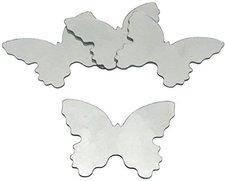 RoomMates Spiegel-Schmetterlinge 4er-Set