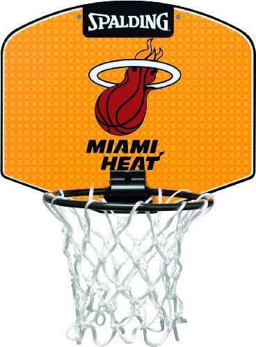 Spalding NBA Miniboard Miami Heat